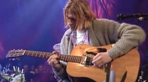Legendary Kurt Cobain Guitar Sells for $6 Million
