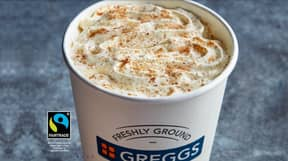 Greggs And Starbucks Pumpkin Spice Latte Released Today