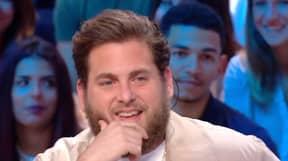 Jonah Hill Looks Shellshocked During Awkward French Interview