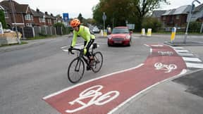 Council Slammed For 'Most Pointless Cycle Lane In UK' That's 10ft Long
