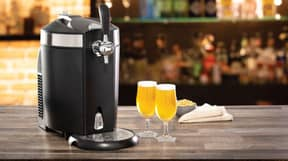 Morrisons Is Selling A Pint-Pouring Machine For Just £150