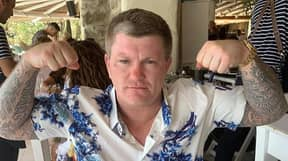 Ricky Hatton Wakes Up 'In Puddle Of Tears' After Ordering £830 Steak