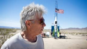 Inventor 'Mad' Mike Hughes Killed In Homemade Rocket Crash