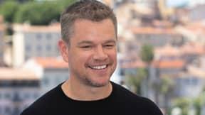 Internet Detectives Reckon They've Found Matt Damon's Secret Instagram Account