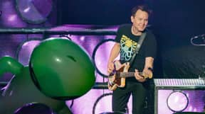 Blink 182's Mark Hoppus To Take Cancer Test That Could Tell Whether He's Going To Live Or Die