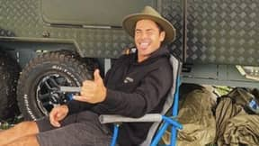 Zac Efron Buys Akubra And Is Living In A Caravan