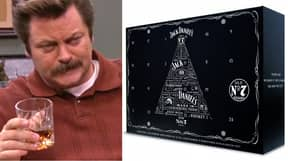 Jack Daniel's Launches Advent Calendar Containing 1.5L Of Whiskey