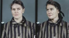 Colourised Photographs Bring New Life To Horrific Legacy Of The Holocaust