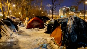 Mystery Samaritan Pays For 70 Homeless People To Stay In Hotel Amid Big Freeze