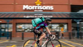 Morrisons And Deliveroo Launch 30-Minute Alcohol Delivery Service