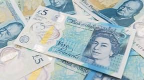 New Five Pound Note Is Cutting People's Noses When They Snort Cocaine