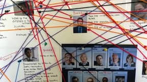 Line Of Duty Fan Creates Huge Evidence Board To Find Out Who 'H' Is