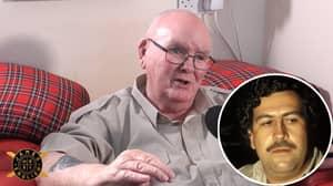 Former SAS Operative Peter McAleese Describes How He Was Sent To Kill Pablo Escobar