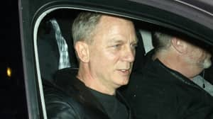 Daniel Craig's Appearance At The BAFTAs Leaves Fans Confused