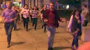 Man Holding Pint While Fleeing Terror Attack Hailed As 'London Spirit'