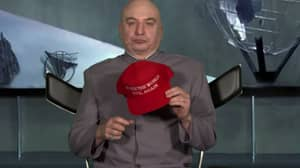Mike Myers Revives Dr Evil For Trump Skit