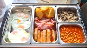 Mum Creates Premier Inn Breakfast Buffet To Cheer Up Kids