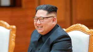Russia TV Station Accused Of Photoshopping Image Of Kim Jong-Un Smiling