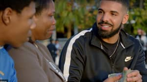 Drake Used His Music Video's Budget To Give People Wads Of Cash