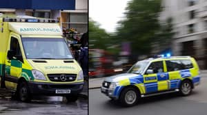 Can You Break The Law When An Emergency Vehicle Wants To Pass