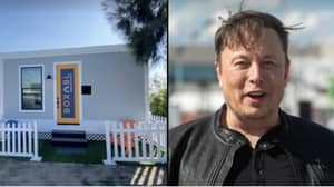 Elon Musk Sells All His Properties And Moves Into Tiny $50,000 Shack