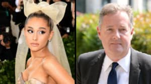 Ariana Grande Destroys Piers Morgan After He Criticised Little Mix