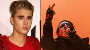 Marilyn Manson Claims Justin Bieber Said He Made Him 'Relevant Again'