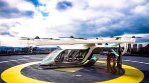 Uber Looking At Sydney Or Melbourne To Test New Air Taxi Service