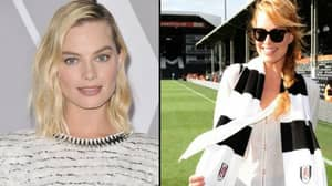 Fans Are Divided After Margot Robbie Admitted She Supports Fulham