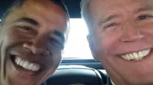 Barack Obama Wished Joe Biden Happy Birthday With A Meme