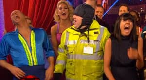 Viwers Outraged As They Accuse Peter Kay Of Being Homophobic On 'Strictly'