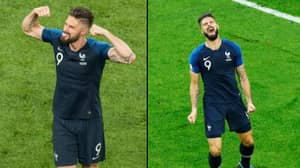 Chelsea Ace Olivier Giroud Honours World Cup Promise And Shaves Head