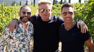 ITV Announces Release Date For Gordon, Gino & Fred Go Greek