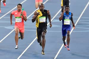 Bolt Strikes Again And Creates Another Historic Night In Olympic History