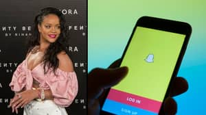 Snapchat's Share Price Plummets Same Day As Rihanna Criticism