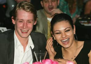 Mila Kunis Opens Up About What It Was Like Dating Macaulay Culkin