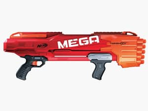 New Nerf Products Include 10-Barrel Gun That Will Tear Families Apart