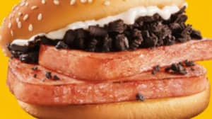 McDonald's Is Selling Spam And Oreo-Style Biscuit Burgers In China