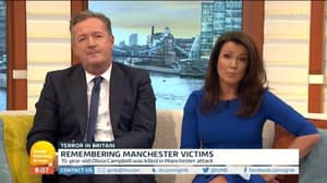 Piers Morgan Grills MP And Imam Following London Bridge Attack