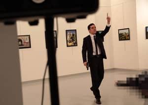 Vladimir Putin's Russian Ambassador To Turkey 'Shot Dead' In Ankara