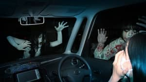 UK's First Drive-Thru Horror Maze Is Here Just In Time For Halloween