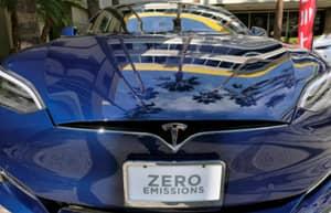 Watch Tesla's Autopilot Predict A Car Crash