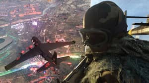 ​'Call Of Duty: Warzone' Bug Lights Up The Map In Cool Neon