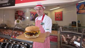 Morrisons' Massive 1lb Burger Looks Pretty Tasty... And So Does The Price Tag