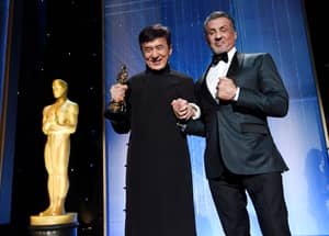 Jackie Chan Awarded With An Oscar After 56 Years In The Film Industry
