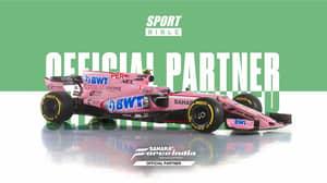 SPORTbible Announces Partnership With Sahara Force India