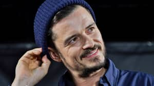 Fans Think Orlando Bloom Just Spelt His Son's Name Wrong In New Tattoo