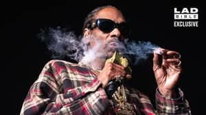 Snoop Dogg Would Legalise Weed On His First Day As President