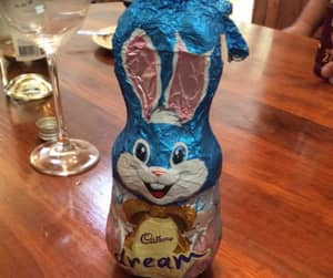 Potential Internet Pisstaker Claims To Find Syringe In Easter Bunny