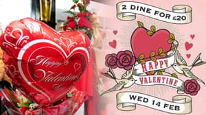 Looking for The Perfect Valentine's Gift? Weatherspoons Have A 'Sizzling' Offer